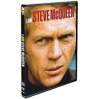 Jeg er Steve McQueen [DVD] USA importere