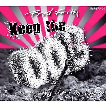 Frith/Keep the Dog - That House We Lived in [CD] USA import