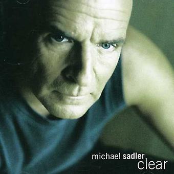 Michael Sadler - Clear [CD] USA import