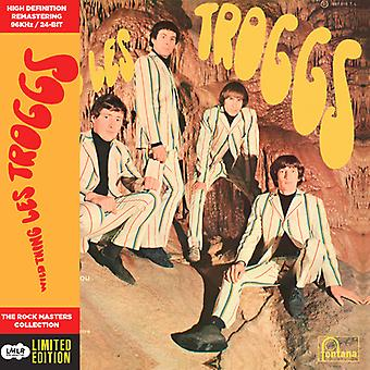 Troggs - Wild Thing [CD] USA import