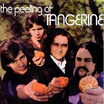 Tangerine - Peeling of Tangerine [CD] USA import