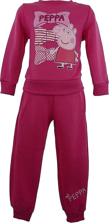 Girls Peppa Pig Jogging SuitTracksuit NH6008.I06
