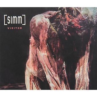 Simm - Visitor [CD] USA import