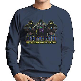 Join Vulchazor zoon van Zorn mannen Sweatshirt