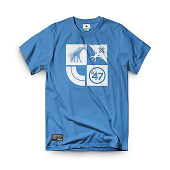 LRG Lifted Cluster T-shirt Blue