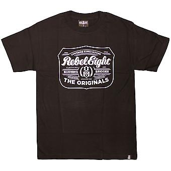 Rebel8 Hops T-shirt Black