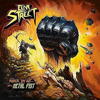 Elm Street - Knock 'Em Out: With a Metal Fist [CD] USA import