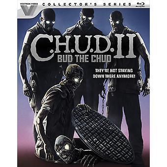 Chud II: Bud a importação EUA Chud [Blu-ray]