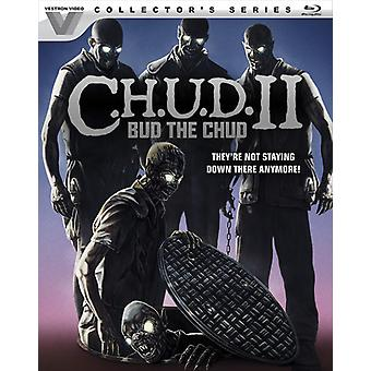CHUD II: Bud Chud [Blu-ray] USA import