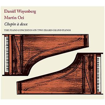 Chopin / Wayenberg / Oei - Chopin a Deux [CD] USA import