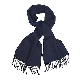 Biagio 100% Wool Neck Scarf Solid Scarve for Men or Women