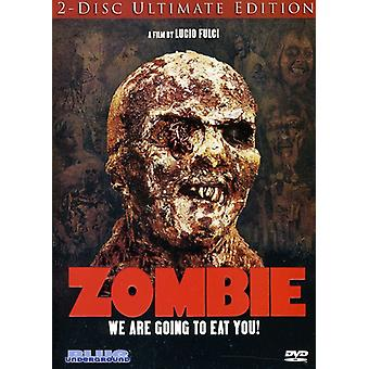 Zombie-Ultimate Edition [DVD] USA import