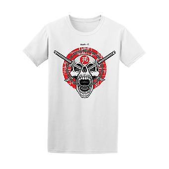 Samurai takki Miesten t-paita - kuva: Shutterstock