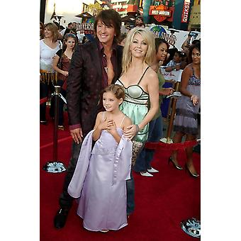 Richie Sambora Heather Locklear At Arrivals For The Perfect Man Premiere Universal Studios Cinema At Universal Citywalk Los Angeles Ca June 13 2005 Photo By Tony GonzalezEverett Collection Celebrity