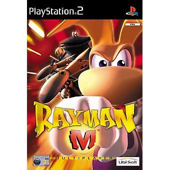 Rayman M (PS2)-ny