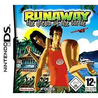 Runaway The Dream Of The Turtle (Nintendo DS) - Nouveau