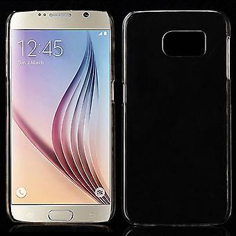 Estuche duro claro tapa para Samsung Galaxy S6 G900 G900F