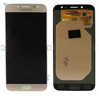 Ecran LCD complet set GH97-20736 C or pour Samsung Galaxy J7 J730F 2017