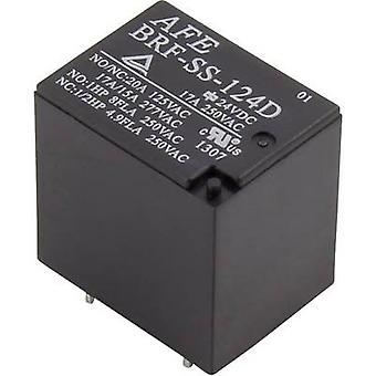 AFE BRF-SS-112D PCB relay 12 V DC 17 A 1 change-over 1 pc(s)
