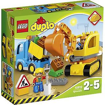 10812 LEGO® DUPLO® ciężarówki & koparki