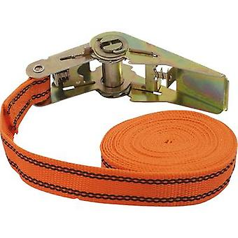 Petex 43192635 Mono strap Low lashing capacity (single/direct)=125 daN (L x W) 5 m x 25 mm