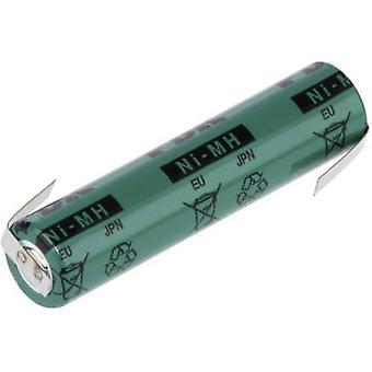 FDK HR-AAAU-LF niestandardowa bateria (akumulator) AAA Z lutu kartę NiMH 1,2 V 730 mAh