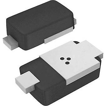 Vishay Schottky gelijkrichter SS3P4-M3/84 bis 220AA 40 V Single