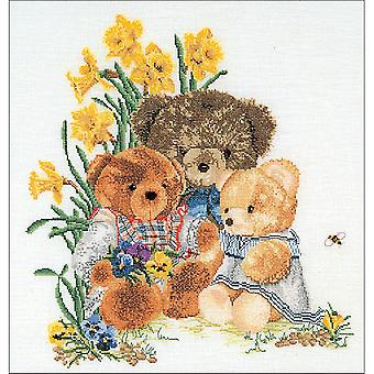 Thea Gouverneur Counted Cross Stitch Kit 16