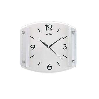 Wall clock radio AMS - 5938