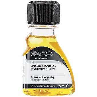 Winsor & Newton lin huile de lin polymérisée pour peinture à l'huile 75ml