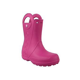 Crocs hantera det Rain Boot Kids 12803-6 X 0 barn gummistövlar