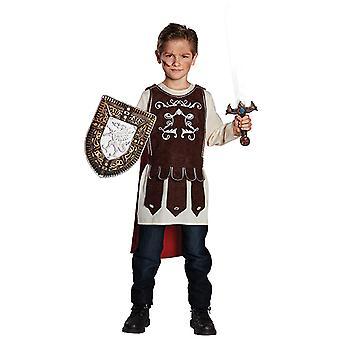Gladiator soldat romerske kostyme for barn