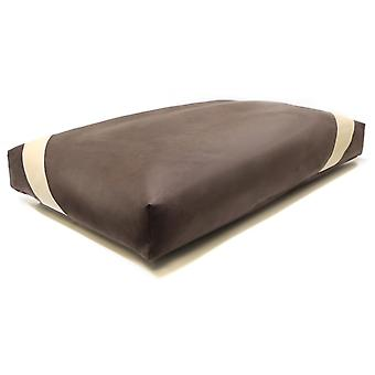 Large dog mattress / bed Anthracite Xuede