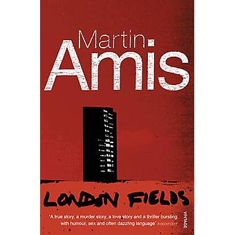 London Fields av Martin Amis - 9780099748618 bok