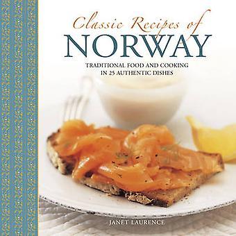 وصفات كلاسيكية للنرويج بجانيت لورانس-كتاب 9780754830191