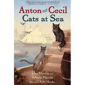 Anton och Cecil av Lisa Martin - Valerie Martin - 9781616204563 bok