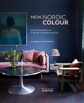 New Nordic Colour - Decorating with a Vibrant Modern Palette by Antoni