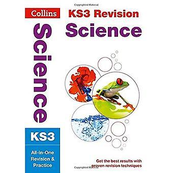 KS3 Vetenskap: allt-i-ett Revision och praxis (Collins KS3 Revision och praxis - ny 2014 läroplan)