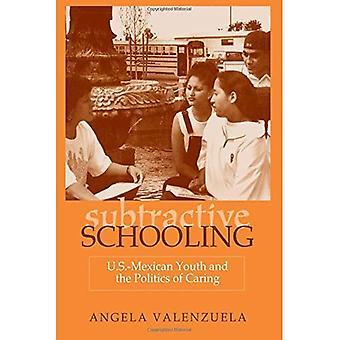 Subtrative enseignement: Américano-mexicaine jeunes et la politique d'entraide (le contexte social de l'éducation)