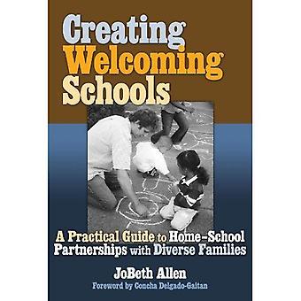 Creëren uitnodigende scholen: A Practical Guide to Home-school partnerschappen met Diverse Families