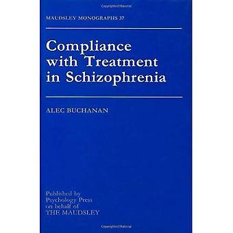 Följsamhet till behandling vid schizofreni