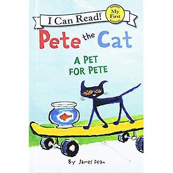En sällskapsdjur för Pete (Pete katten)