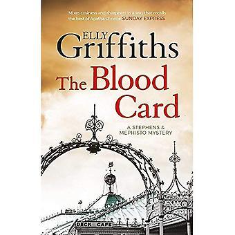 Blod kortet: Stephens och Mephisto mysterium 3 - Stephens och Mephisto