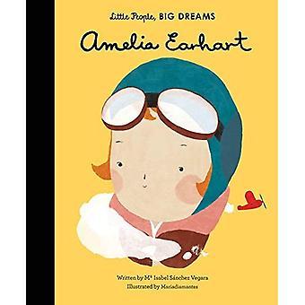 Amelia Earhart (pikku ihmisiä, suuria unelmia)