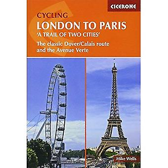 Cykling London till Paris