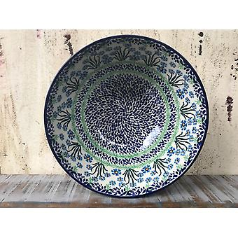 Bowl, Ø 27.5 cm, ↑11 cm, forget me not, BSN J-1745