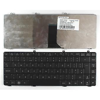 Gateway NSK-G0A0U Musta UK layout korvaaminen Laptop Keyboard