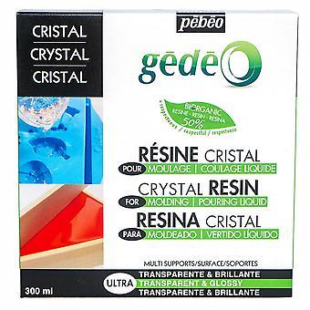 Pebeo Gedeo Bio Based Crystal Resin 300ml