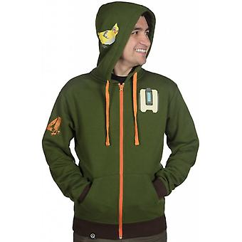Overwatch Bluza z kapturem, Bastion