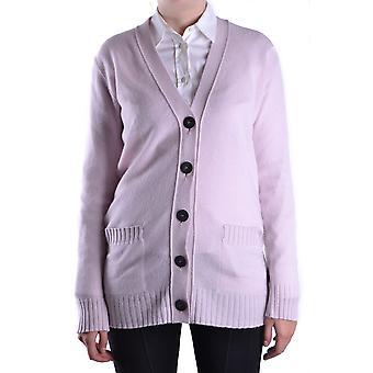 Bp Studio Ezbc247002 Women's Pink Wool Cardigan